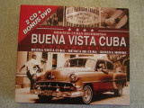 BUENA VISTA CUBA - Original Cuban Recordings - 2 CD + DVD Originale NOI