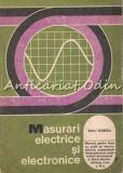 Cumpara ieftin Masurari Electrice Si Electronice - Radu Dordea