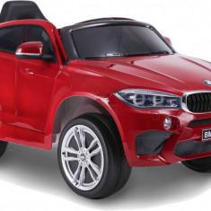 Masinuta electrica BMW X6M rosu