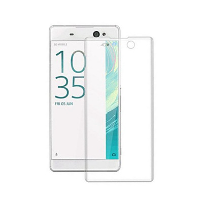 Tempered Glass - Ultra Smart Protection Sony Xperia XZ Fulldisplay transparent foto