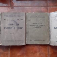 INSTRUCTIA DE SEMNALIZARE ,REMORCARE SI FRANARE ,PERSONALULUI  AUTOMOTOR