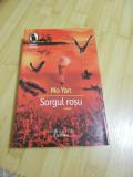 MO YAN--SORGUL ROSU