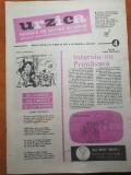 Revista urzica 15 aprilie 1977 - revista de satira si umor