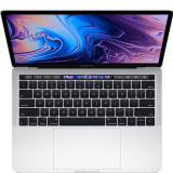 MacBook Pro (2019) 13 inch Intel Core i5, 2.4Ghz, 8GB RAM, 256GB, Touch Bar, 4 Thunderbold, 3ports, Argintiu - Apple