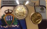 San Marino Mini Coinset 2010, Europa