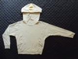 Hanorac Adidas. Marime M (40): 53 cm bust, 58 cm lungime, 49 cm maneca et.