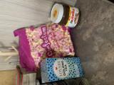 Set punga mare Marshmallow si ciocolata, Nestle