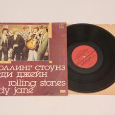Rolling Stones - Lady Jane - disc vinil, vinyl , LP