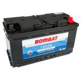 Baterie auto ROMBAT CYCLON 12V 110AH, 900A