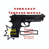 Pistol 4 Joules Full Metal Taurus PT 92 Black Edition CYBERGUN CO2, Cyber Gun