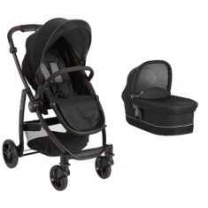 Carucior Evo II 2 in 1 Black Grey, Graco
