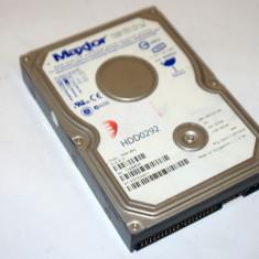Hard Disk ATA/133 120GB 3.5inch Maxtor DiamondMax Plus 9 DEFECT 6Y120P0032211