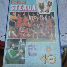 Revista     aniversara   Steaua