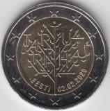 ESTONIA moneda 2 euro comemorativa 2020_Tartu - UNC, Europa, Cupru-Nichel