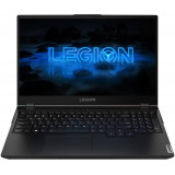 Laptop Lenovo Legion 5 15IMH05H 15.6 inch FHD 120Hz Intel Core i7-10750H 16GB DDR4 512GB SSD nVidia GeForce GTX 1660 Ti 6GB Phantom Black