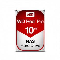 Hdd intern wd 3.5 10tb red pro sata3 7200rpm 256mb