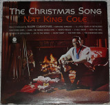 vinil Nat King Cole – The Christmas Song,US,disc VG+