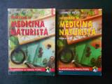 SPERANTA ANTON - INCURSIUNE IN MEDICINA NATURISTA 2 volume, Polirom