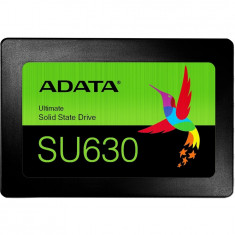 SSD Ultimate SU630 960GB SATA3, R/W Up to 520/450MB/s, black, A-data