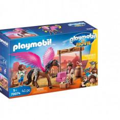 Playmobil The Movie - Marla, Del si calul inaripat