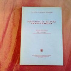 SPIRITUALITATE ORTODOXA ASCETICA SI MISTICA -  Dumitru Staniloae -  1992, 320p.