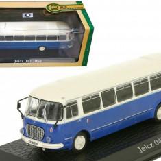 Macheta autobuz Jelcz 043/Skoda 706 - 1959  - Atlas scara 1:72