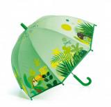 Umbrela colorata pentru copii, Tropical jungle