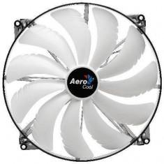 Ventilator/Radiator Aerocool Silent Master White LED 200mm