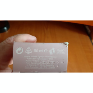 APA DE PARFUM AVON SENSUELLE -50 ML .