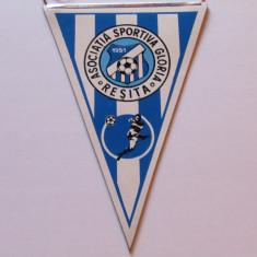 Fanion fotbal - AS GLORIA RESITA
