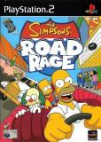 Joc PS2 The Simpsons Road Rage