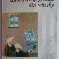 Gheata din calorifere si gheata din whisky. Jurnal politic (1990-1995) cu 44 de desene de LINU – Alex. Stefanescu