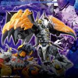 Digimon Figure-rise Standard Black Wargreymon (Amplified Ver.) Model Kit