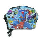 Geanta de umar pentru baietei NN Spider Man 00151-1AL, Multicolor