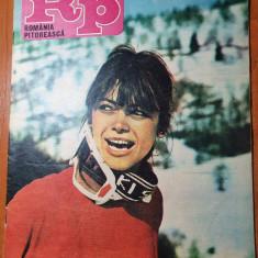 romania pitoreasca martie 1985-art. sinaia,sangeorz bai,jud. bacau