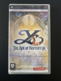 Joc PSP YS The Ark of Napishtim