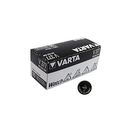 Baterie de ceas Varta V377-376 SR626SW AG4 1.55V 10 Baterii/Set