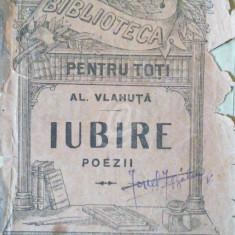 Iubire. Poezii 1888-1895