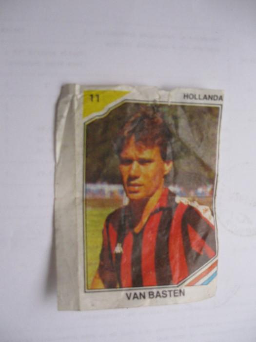 Surprize Turbo (fotbal, nr. 11), Van Basten
