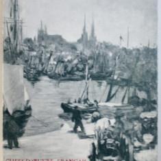 DE GERICAULT A MATISSE - CHEFS - D ' OEUVRE FRANCAIS DES COLLECTIONS SUISSES , EXPOSITION A PETIT PALAIS , MARS - MAI , 1959