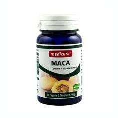 Maca 60cps Medicura Cod: MC2883