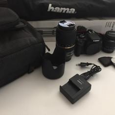 Canon EOS 600D plus accesorii