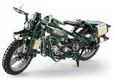 Cumpara ieftin Motocicleta - building blocks - cu telecomanda