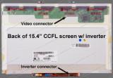 8. Display laptop LG PHILIPS | 15.4 WXGA| LP154W01 A5