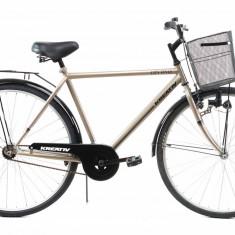 Bicicleta Oras Kreativ 2811 Argintiu L 28 inch