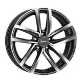 Cumpara ieftin Jante VOLKSWAGEN POLO R WRC 6.5J x 16 Inch 5X100 et35 - Mak Dresden Gun Met-mirror Face - pret / buc
