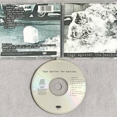 Rage Against the Machine - Rage Against the Machine CD, Epic rec
