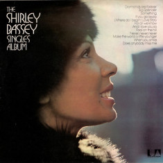 Disc Vinil  - Shirley Bassey – The Shirley Bassey Singles Album