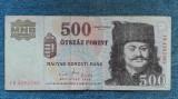 500 Forint 2010 Ungaria / Rákóczi Ferenc II / seria 4292383
