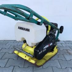 Placa Compactoare AMANN AVP 1240 de 69 kg Fabricatie 2017